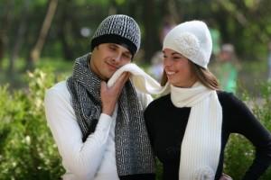Тенденциите при шапките и шаловете
